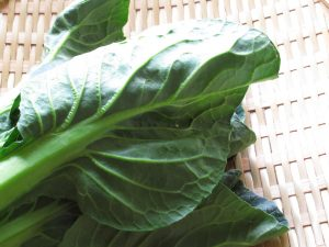 プルプルにお肌がうるおう!冬の野菜小松菜の魅力
